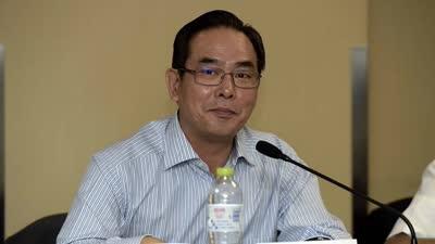 蔡振华称赞中国女排有韧劲 遇到挫折不气馁