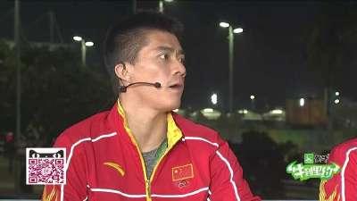四朝元老不受队友比赛影响 傅海峰:这是应有素质
