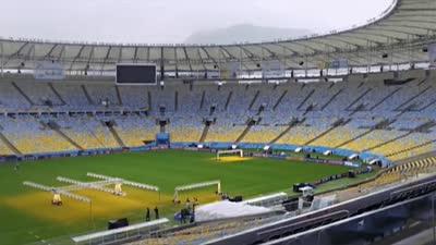 肮脏的体育运动(三)大赛-巴西之殇