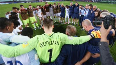 英格兰1天两青年队进决赛 青训不好?他们看到未来