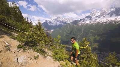 2017勃朗峰马拉松开赛在即 身体与灵魂的追逐赛