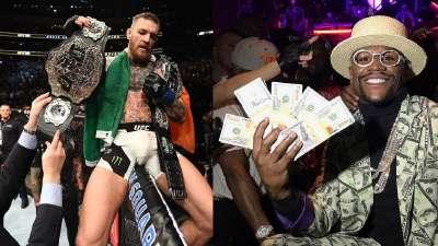 价值10亿美金的约架 史上最富拳王VS最嚣张拳王