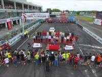 玲珑轮胎中国卡车公开赛上海站 开幕式全场录播
