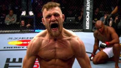 UFC最嚣张拳王嘴炮四部曲之一 爱尔兰之王崛起之路