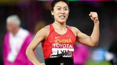 吕会会:对自己感觉满意 中国女标发挥很不错