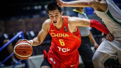 亚洲杯-郭艾伦19分 中国61-60伊拉克锁定小组第二