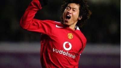 曼联首位亚洲外援 弗格森钟爱朴智星红魔生涯回顾