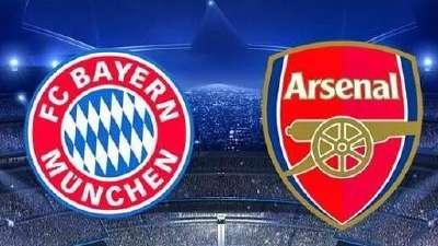 【前瞻】拜仁VS阿森纳前瞻:桑切斯莱万争锋 拜仁主场连胜?