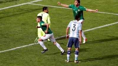 曝阿根廷为防高反服用伟哥 33条腿竟踢不过22条腿