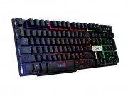 七彩光机械手感键盘
