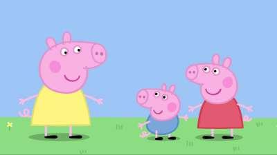 粉红猪小妹 第一季28
