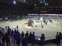 浪琴国际马联世界杯场地障碍赛苏黎世站
