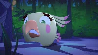 愤怒的小鸟史黛拉 第二季03