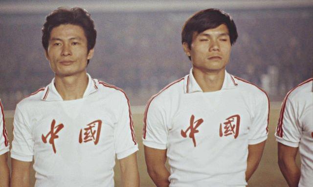 中国足坛五大功勋球员!一人为国足出战近百场,一人被称亚洲球王