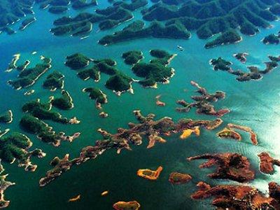 避暑圣地千岛湖