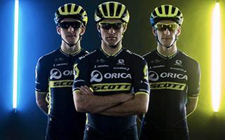 澳瑞凯车队更名Orica-Scott 蓝黄队服更犀利