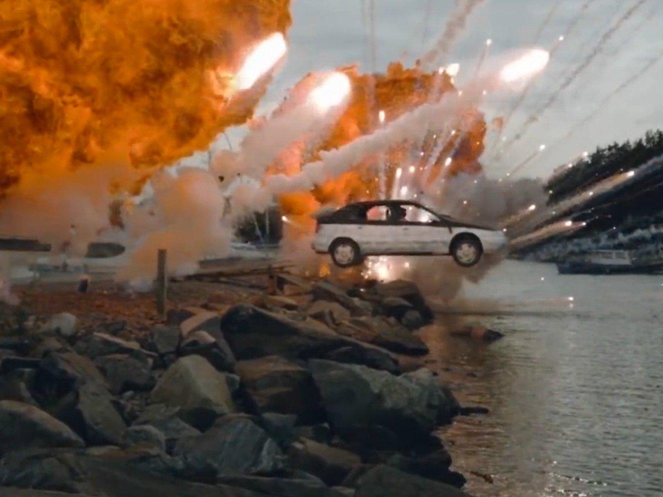 科瓦莱宁居然把桥炸了