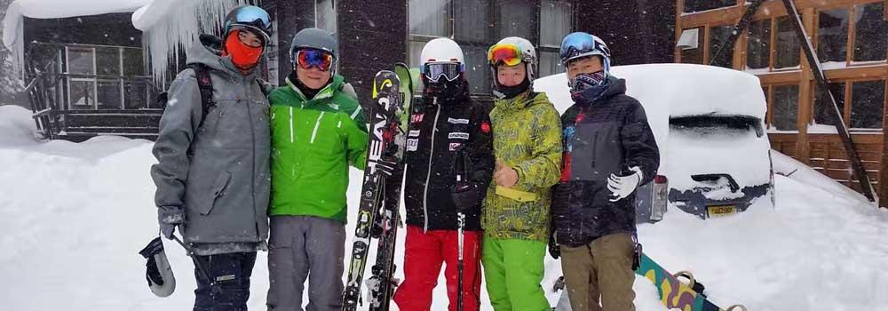 乐视体育带你玩转日本乘鞍雪场 滑雪与温泉的完美结合
