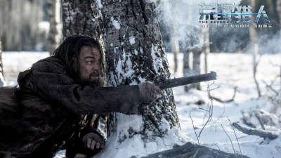 《荒野猎人》终极版预告 莱昂纳多颠覆演技荒野求生
