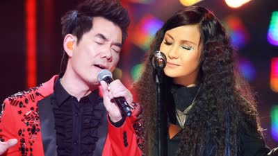 情歌王子对阵乐队主唱 任贤齐与罗琦共唱《我是一只小小鸟》