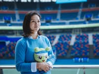 李娜任武网全球推广大使 清新出演宣传片