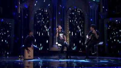 齐秦演唱《张三的歌》经典重现感动全场