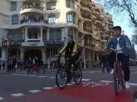 15:女神骑单车畅游西班牙