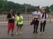 《壹起去旅行》20160607:进入重庆野生动物园 老虎让众人吓破胆