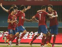 中超-建业1-0国安乐视 冯卓毅破门送谢峰上任首败