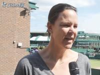 乐视网球专访达文波特 看好穆雷再度问鼎