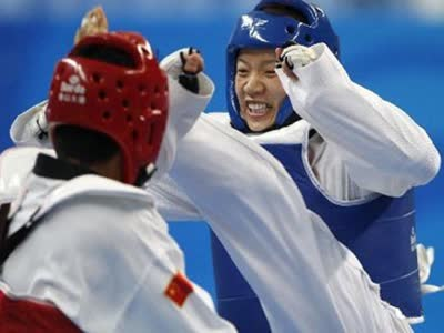陈中北京奥运遭改判无缘三连冠 坦言能坚持全靠爱