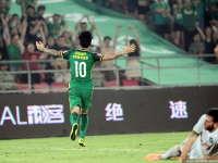 中超-张稀哲突施冷箭定胜局 北京国安乐视1-0杭州绿城