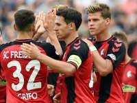【第1轮】弗赖堡4-0巴伯尔斯堡 格里福双响