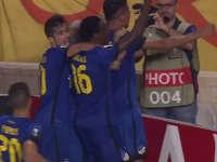 欧联-德卡马戈绝杀 希腊人竞技2-1阿斯塔纳