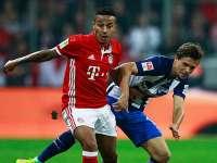拜仁慕尼黑vs柏林赫塔(上)