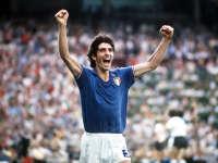 意大利传奇球星罗西年过花甲 82世界杯独进6球捧杯