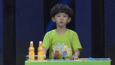 小正太才艺多 李兆卓家庭获得梦想基金