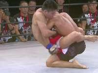 胡勇努力克服紧张心理 期待下场比赛KO获胜