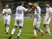 意甲-穆里尔回头望月贝帅破门 佛罗伦萨1-1桑普
