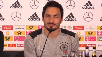 【德国·言论】胡梅尔斯怒赞前多特队友:他真的很强 再遇感觉很好【中字】