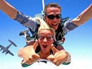 直面恐惧!来玩高空跳伞吧