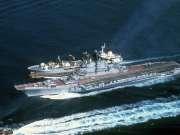 """《军情解码》20161223:航母海上补给困难 中国补齐航母战斗群""""短板""""?"""