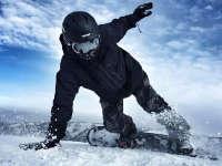 滑雪大咖不惧凛冬来袭 共奏冰与火之歌!