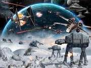 恩多星球大战第一视角驾驶战斗飞船