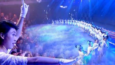 31位聋哑女孩绝美群舞