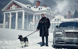 2017年第59届格莱美奖提名:最佳说唱表现 Drake Ft. The Throne(Jay Z, Kanye West) /Pop Style