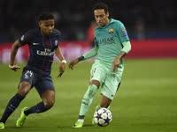 录播-巴黎圣日耳曼vs巴塞罗那(詹俊 张路) 16/17赛季欧冠