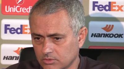 【言论】穆帅:我们无法选择比赛 利好是欧冠机会有两次【中字】