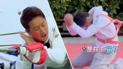 韩庚遭小拳拳打脸