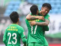 中超-伊尔马兹两场两球 国安1-1客平贵州开局两轮不胜
